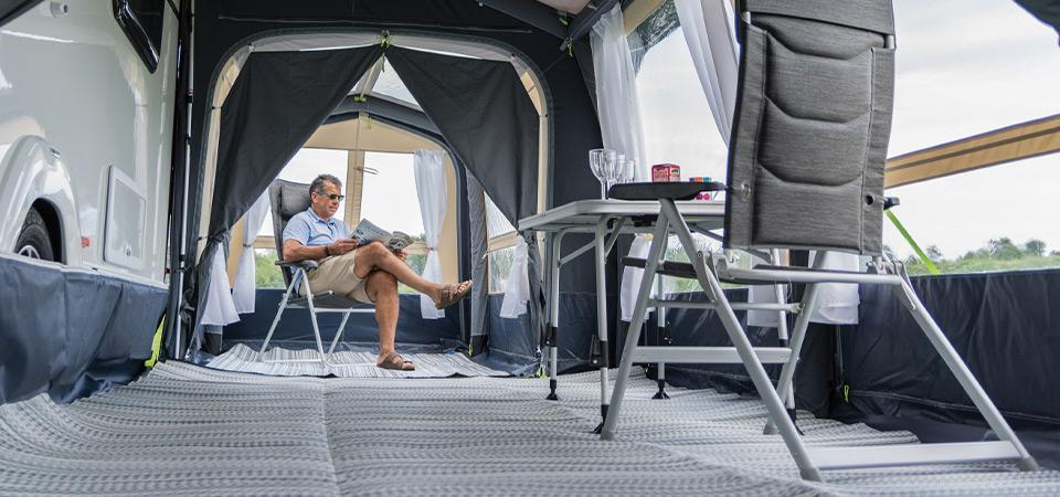 Tent carpets: what are they and why you should get one