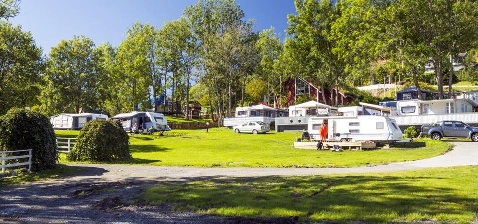 Choosing your ideal campsite