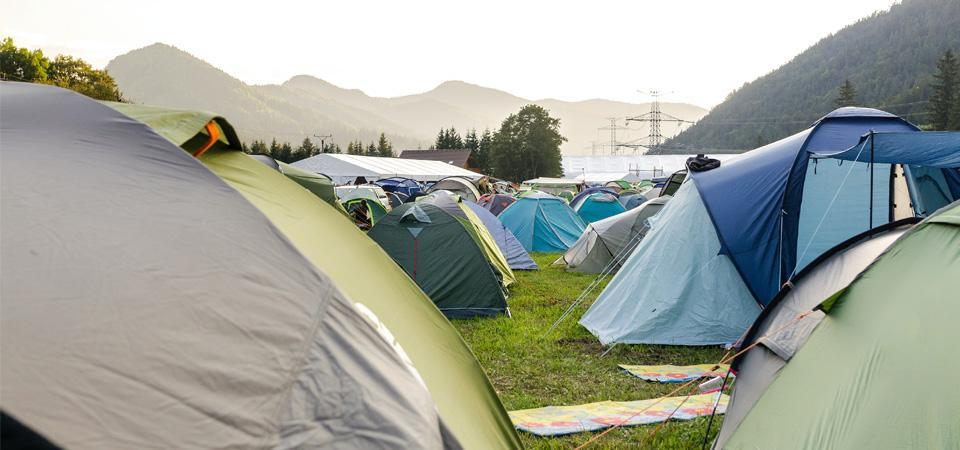 Choosing your perfect tent