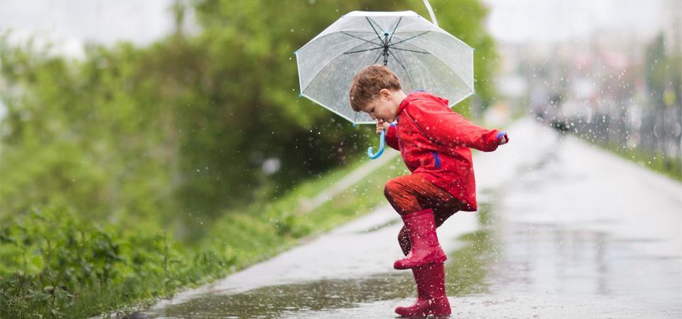 Top 4 Rain Essentials For Kids