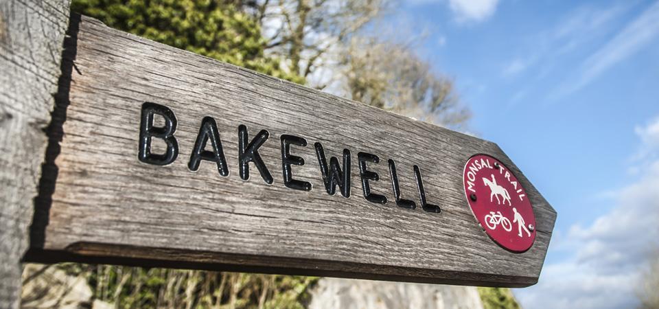 Biking In Bakewell - Monsal Trail