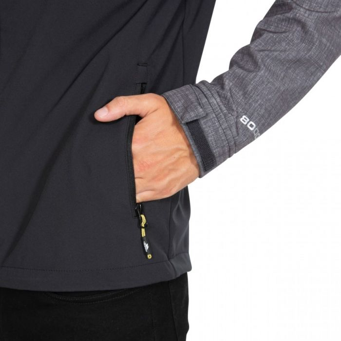 TP4844 Trespass Mens Abbott Softshell Jacket