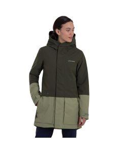 Berghaus Norrah Womens Insulated Jacket - Deep Depths