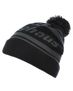 Berghaus Berg Mens Beanie Hat - Black & Dark Grey