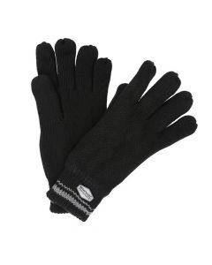 Regatta Balton Gloves - Black