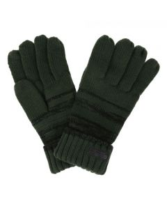 Regatta Men's Davion Knitted Gloves - Bayleaf