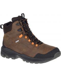 Merrell Forestbound Mid Waterproof Men's Boots - Dark Earth