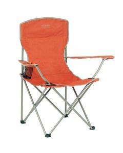 Highlander Edinburgh Camping Armchair - Orange