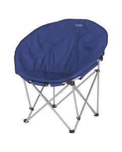 Highlander Moon Chair - Blue Denim
