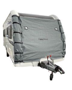 Quest Breathable Caravan Towing Cover Pro
