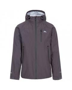 Trespass Rakenfard Men's Waterproof Jacket - Dark Grey