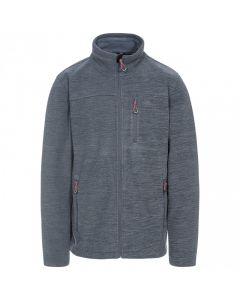 Trespass Shravedell Men's Fleece Jacket - Grey Marl