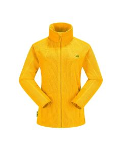 Skogstad Roda Fleece in Saffron Yellow