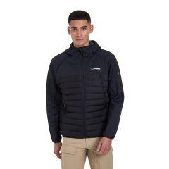 Berghaus Pravitale Hybrid Insulated Jacket - Black