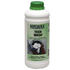 Nikwax Tech Wash - 1 Litre