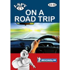 I-spy Book - On The Road