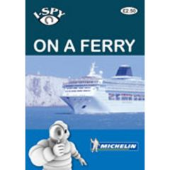 I-spy Book - On The Ferry