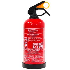 Dry Powder Fire Extinguisher Suitable for Caravans