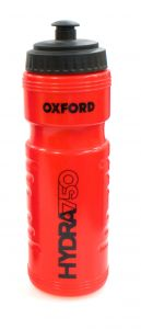 Oxford Hydra 750ml Cycle Water Bottle - Red