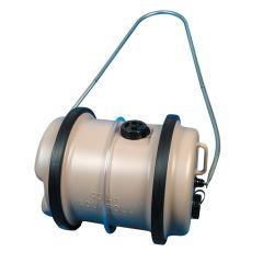 Aquaroll Premium 40L Water Carrier - Beige