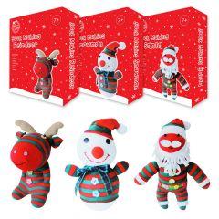 Christmas Sock Characters