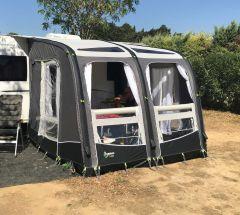 SummerLine Libeccio Air Caravan Awning