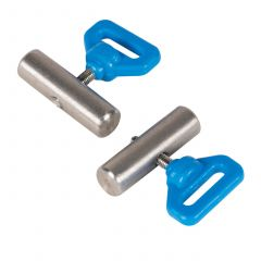 Kampa Awning Rail Stoppers 6mm - Pair