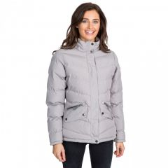 Trespass Angelina Women's Padded Jacket - Platinum Marl