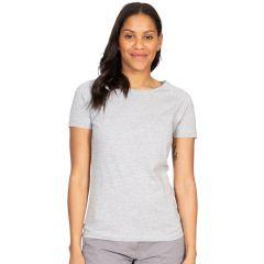Trespass Ani Women's T-Shirt - Grey Marl Dot