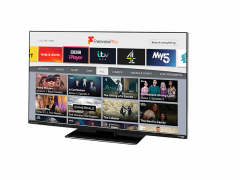"""Avtex 27"""" Freeview Play, Full HD connected TV with built-in HD satellite decoder (279DSFVP)"""
