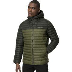 Berghaus Vaskye Men's Insulated Jacket - Peat/Green