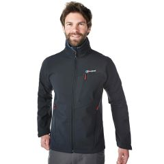 Berghaus Ghlas Mens Softshell Jacket - Black