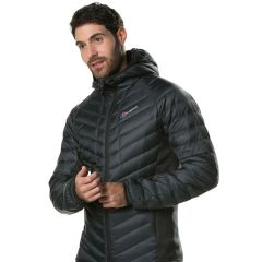 Mens Berghaus Tephra Stretch Reflect Down Insulated Jacket Carbon Grey
