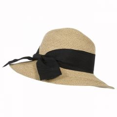 Trespass Women's Brimming Straw Hat - Natural