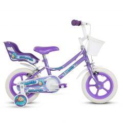 Bumper Ice Queen Girls Bike