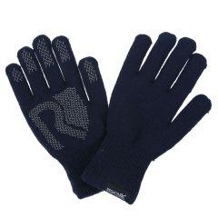 Regatta Kids' Banwell Grip Gloves - Navy