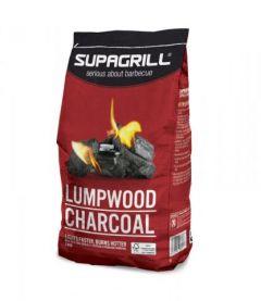 Supagrill Lumpwood Charcoal - 2.5kg