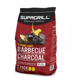 Supagrill Instant Light Lumpwood Charcoal - 1.7kg