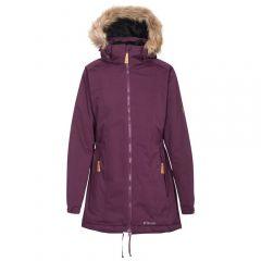 Trespass Celebrity Parka Jacket - Potent Purple