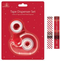 Christmas Tape Wrapping Dispenser
