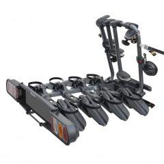 Peruzzo Pure Instinct 4-Bike Towbar Cycle Carrier