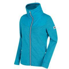 Regatta Women's Cyrilla Full-Zip Funnel Neck Fleece - Enamel
