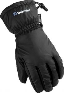 Trekmates Dry Classic Black Gloves - Unisex