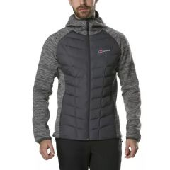 Berghaus Duneline Mens Hybrid Fleece Jacket