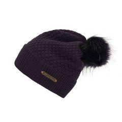 Skogstad Dyrdal Women's Knitted  Hat - Prime Navy