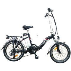 E-Scape Classic Folding E-Bike - Black