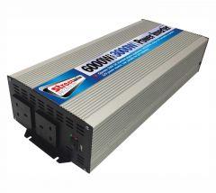 Streetwize 3000 Watt Inverter 12/240VT INC USB Socket