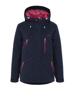 Skogstad Eikedalsvatnet Waterproof Jacket - Peacoat