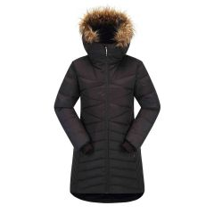 Skogstad Faeroyna Women's Down Coat - Black