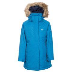 Trespass Girl's Navy Waterproof Jacket